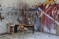 Ex ospedale psichiatrico di Mombello (MB)