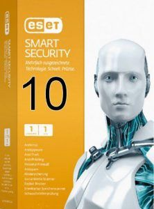 ESET Internet Security Beta 10 Crack Incl Serial Keys