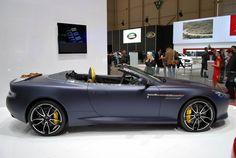 Aston Martin Virage Volante с доработкой Q