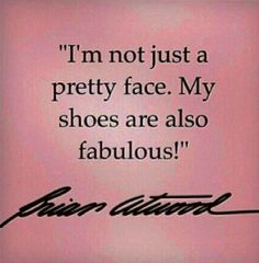 We are quite fabulous...