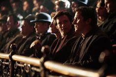 The Prestige (2006)  Photos with Christian Bale, Hugh Jackman