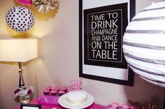 Bachelorette party ideas  -from Chantel Renee's blog !