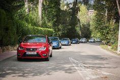 Perfektes Wetter für einen Ausflug mit dem #SEAT #Ibiza.  --- SEAT Ibiza; Kraftstoffverbrauch, kombiniert: 5,9 – 3,4 l/100 km; CO2-Emission, kombiniert: 139 - 89 g/km; CO2-Effizienzklasse E - A+.*