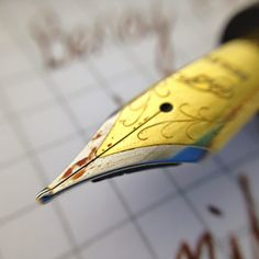Goldspot Pens Fine Writing Blog