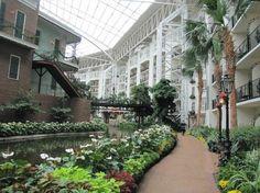 Opryland Hotel Gardens: Opryland gardens
