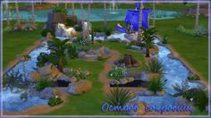 Ihelen Sims: Treasure Island by fatalist • Sims 4 Downloads
