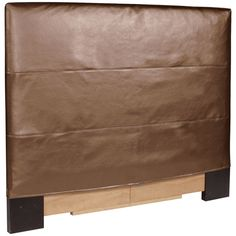 Howard Elliott Shimmer Bronze Twin Headboard