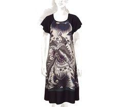 Hermès : idée à retenir --> imprimé cousu avec manches raglan contrastantes et bord en rappel