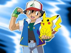 Dress up like the soon-to-be Pokémon master, Ash Ketchum, along with Pikachu from the Pokémon anime series. Pikachu Pikachu, Ash Pokemon, Pokemon Indigo League, Play Pokemon, Pokemon Snorlax, Pokemon Movies, Pokemon Poster, Monster Party, Indie Games