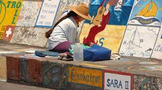 Azoren Reisen - Wandern und Erholen im Triangulo Painting, Travel, Art, Recovery, Hiking, Voyage, Painting Art, Paintings, Viajes