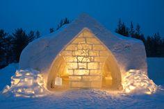 Arctic SnowHotel, Rovaniemi, Lapland, Finland. #studyabroad #youreducation #highschoolexchange