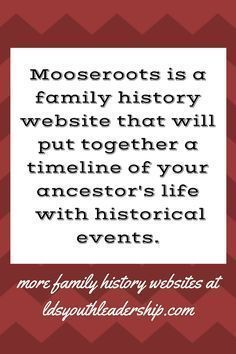 11 Family History Websites You Should Check Out Now Find 10 more family history websites in this post! Some I've never heard of! Free Genealogy Sites, Genealogy Research, Family Genealogy, Ancestry Websites, Genealogy Quotes, Genealogy Forms, Family Roots, Family Guy, History Websites