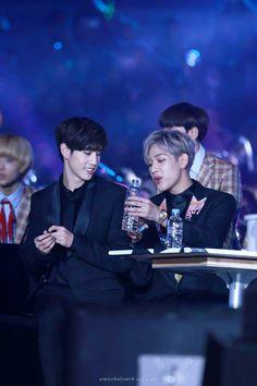 MarkBam Got7 SBS GAYO DEJUN 2016