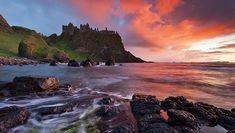 Immagini d'Irlanda: tramonti invernali   Ireland.com