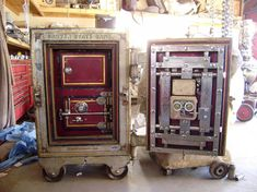 Safe Vault, Other Ways To Say, Locks, Luxury, Pretty, Door Latches, Castles
