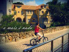| dar as boas-vindas [atrasadas] ao verão, onde eu mais gosto de estar, a fazer o que eu mais gosto de fazer*, com quem eu mais gosto de estar...  *andar de bicicleta, fotografar tudo e nadar, nadar muito...