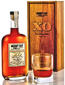Bahama Bob's Rumstyles: A Limited Edition Bottling of Mount Gay XO Cask St...
