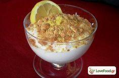 Μους λεμόνι με γιαούρτι . Βελούδινη αμαρτία συνταγή από το loveFood. Δείτε και δοκιμάστε Συνταγές Μαγειρικής που αγαπάμε!