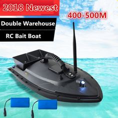 Free Bag Auto RC Remote Control Fishing Bait Boat Toy Waterproof grass Twin-Bucket Roll RC Dipping boat With Night Light Plywood Boat Plans, Wooden Boat Plans, Bait Tank, Boat Restoration, Pt Boat, Rc Remote, Boat Building Plans, Bass Boat, Wood Boats