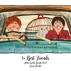 Let the Potterweek begins! 1# Best Friends -and the little Edvige- Hope you like it   #potterweek #promts #bestfriends #ronaldweasley #harrypotter #edvige #philosopherstone #car #movie #fanart #tribute #illustrator #illustration #digitalart #digitalpainting #photoshop #postoftheday #artoftheday #illustrationoftheday #instaart #instaillustration #illustratoroninstagram #artistoninstagram #artoninstagram #childrenillustration #potterweekprompts