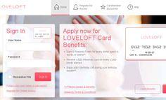LOVELOFT CREDIT CARD PAYMENT OPTIONS