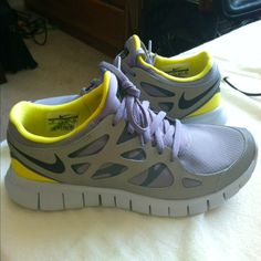 Nike Free 2.0 Shields. Awesome running shoes