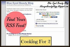 Blogging Tips | How To Find Your RSS Feed