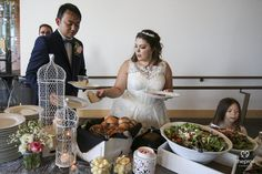 The Wedding of Brittany Pugmire and Jay Parsell