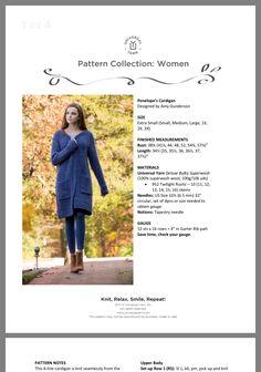 Cardigan Design, Universal Yarn, Crochet Patterns, Knitting, How To Make, Women, Beautiful Things, Projects, Recipes
