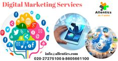 Digital Marketing Company Provides Online Internet Marketing Services in Pune India:Allentics Internet Marketing Company, Digital Marketing Services, Email Marketing, Content Marketing, Social Media Marketing, Competitor Analysis, Email Campaign, Search Engine Optimization, Lead Generation