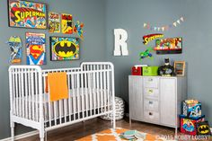 Wet diapers, sleepless nights and total meltdowns are no match for the true superheroes—new parents!