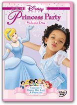 Disney Princess Party: Volume One Cover