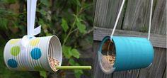 5 idées pour faire une #maison pour oiseaux Nous sommes complètement sûrs que vous aimez vous réveiller le matin avec le chant des #oiseaux. Pour vous sentir comme dans un film de #Disney de façon #facile et #écologique, vous n'avez qu'à lire cet article sur comment créer une mangeoire pour oiseaux.  #Diy   #inspiration   #bricolage   #astuces http://fr.tools4pro.com