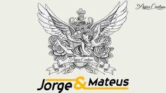 Jorge e Mateus - Como Não Me Apaixonar (Áudio Oficial) [CD Os Anjos Cantam]