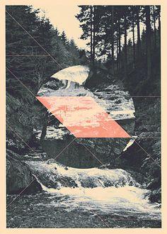 Love the geometry/nature combo