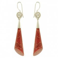 i already have a pair of red coral earrings that i wear practically every day, but i wouldn't mind another...