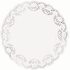 Accent your tables with these 16 1/2 inch Paper Doilies. Use these large doilies to place large centerpieces, as placemats, and more.