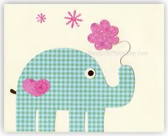 art--- i love Elephants!