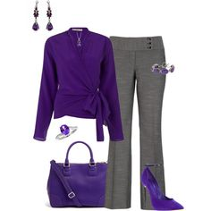 """""""Wednesday Work Outfit"""" by bicwoll on Polyvore"""