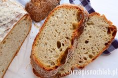 Chleb pszenny razowy na zaczynie - przepisnachleb.pl