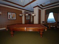 Ocean Royale billiard table