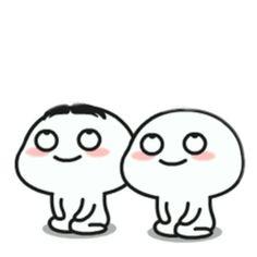 Cute Girly Quotes, Cute Love Memes, Cute Love Gif, Cute Bear Drawings, Cute Little Drawings, Cute Kawaii Drawings, Chibi Cat, Cute Chibi, Memes Funny Faces