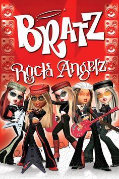 DVD - Boratz: Rock Angelz Starring: Ogie Banks, Lacey Chabert, Kaley Cuoco and Jessica DiCicco Cartoon Tv, Vintage Cartoon, Movies Showing, Movies And Tv Shows, Bratz Movie, Bratz Tv Show, Cartoon Familie, Angel Movie, Bratz Girls