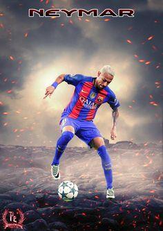 Neymar by PanosEnglish.deviantart.com on @DeviantArt