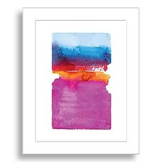 Minted for west elm - Bold and Bright #westelm