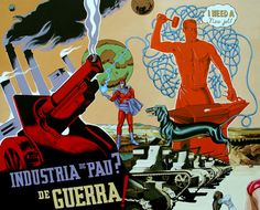 """Pau's Industry"" by Óscar Seco @ VirtualGallery.com $5000"