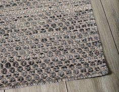 Huset Braid Hive Denim Rug Composition: Flatweave Wool  Hand made in India  Price Point From $460