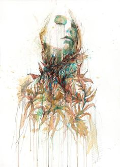 Illustration by: Carne Griffiths