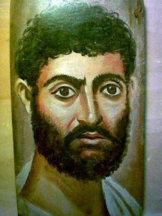 δια χειρoς Ευσταθιου»!: «Πορτρέτα Φαγιούμ»... δια χειρος Ευσταθίου!