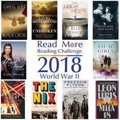 #readmore2018 #readingchallenge #books #wwii #seymourlibrary